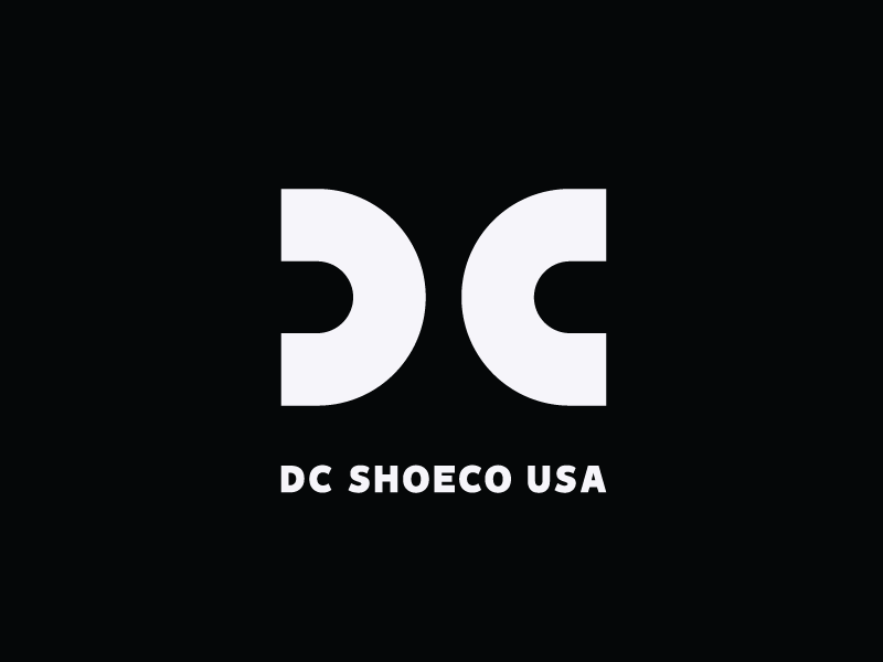 Day 29 Thirtylogos Dc Shoes Redesign By Keith Meijer Dribbble