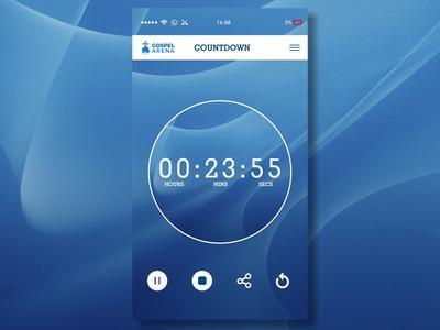 Timer UI Design #dailyui 2