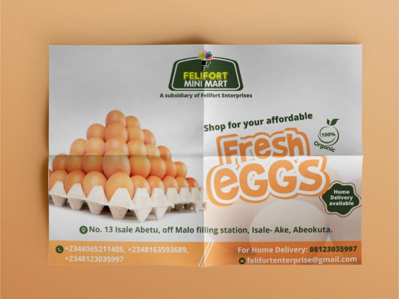 Product AD Flyer minimal flyer design creative flyer product ad product flyer product design