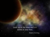 Tribute to Stephen Hawking