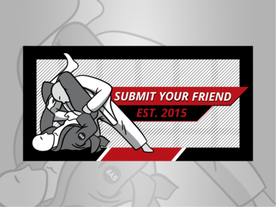 Submit Your Friend Patch