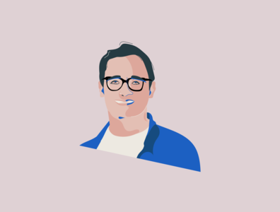 Spencer Portrait Illustration portrait illustration portrait design illustration chattanooga