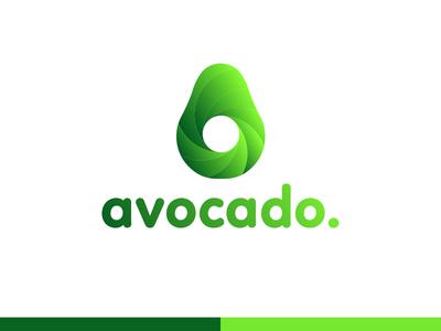 #ThirtyLogos Day 24 - Avocado
