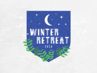 Winter Retreat Graphic