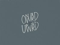 Onward + Upward
