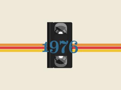 First VHS