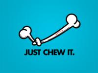 JUST CHEW IT - Illustration Design
