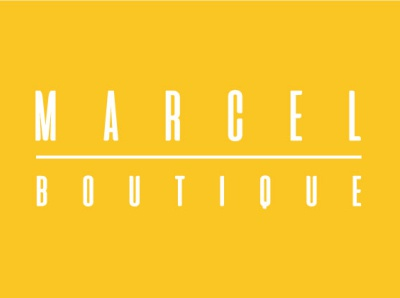 Marcel Boutique Logo Design