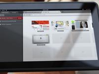 iPad Browser PSD