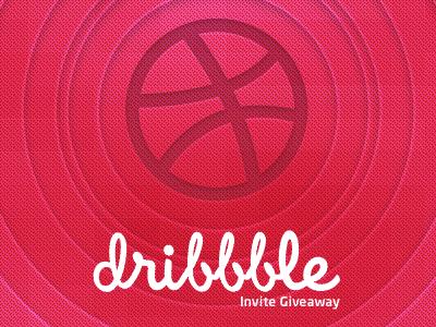 Dribbble invite giveaway dribbble invite contest giveaway invitation pass