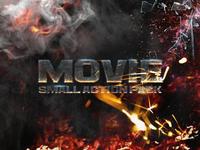 Movie Pack PSD FREE