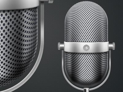 Mic microphone iphone apple psd free like
