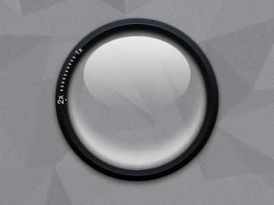 Loupe iphone winterboard cydia theme freebie free download