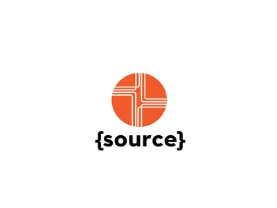 Logo for {source} branding icon graphic design logo design logo