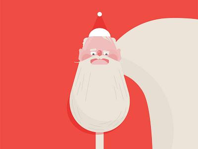 Santa Claus 2018 santa claus noel xmas illustration christmas