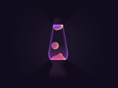 Lava Lamp lavalamp animation after effects design 2d 2d animation