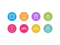 Transport Icons 2.0