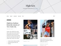 High Key for Tumblr