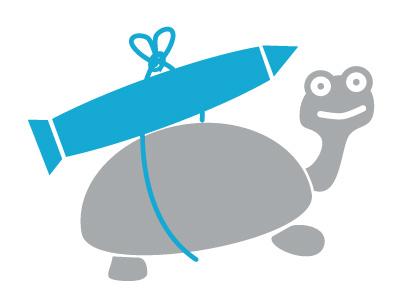 New Capabilities icon tortoise rocket