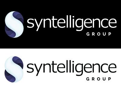 Syntelligence Logo logo 3d