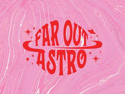 What's in the Stars handlettering logo vector typography adobe illustrator illustration design hand drawn planets logo design branding