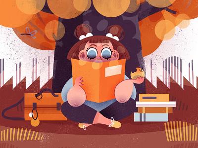 School school dudzik iza dewizka illustration