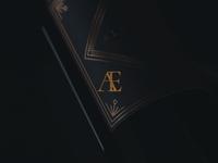 Alexemma Wine Monogram