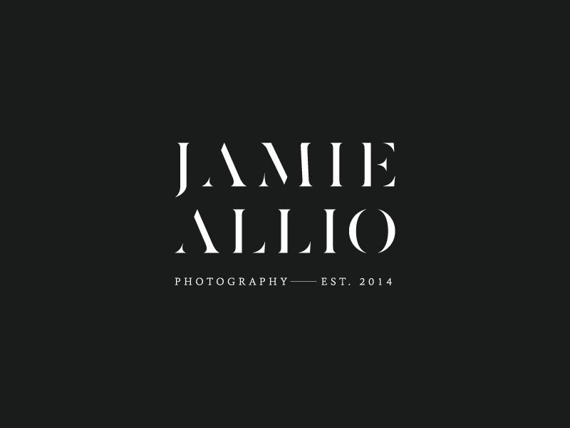 Brand Identity: Jamie Allio