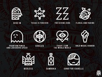 Pierce The veil - Misadventures (Icon Pack)