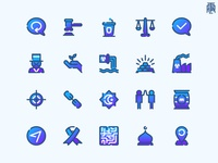 #MenjelangPetangProject Icon Pack