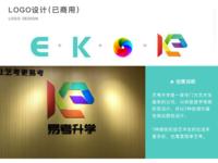 logo-艺考升学logo设计