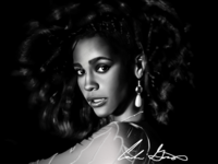 Young Whitney Digital Painting