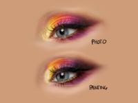 Eye Study - Digital Painting