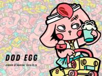 fantastic dog egg