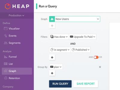 New Heap UI!