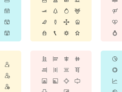 Interface Icon pack icons set illustraion svg illustrator vector illustration design icons pack iconset line icons icons design icon set icon pack icon iconography stroked icons outline icons interface icons ui icons icons