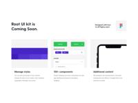 Root UI - Coming Soon