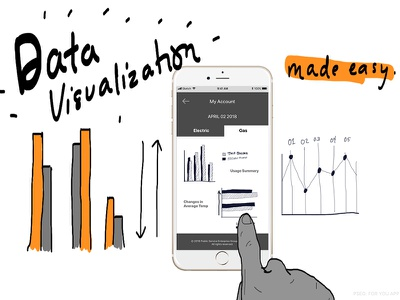 Data Viz handwritten mobile digital generalassembly newyork inspiration ux uiux casestudy datavisualization