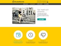 Elcykelkortet web - desktop