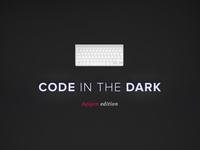 Code in the dark - Agigen edition
