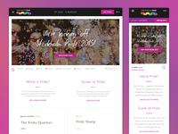 Stockholm Pride Festival 2015 (WIP)