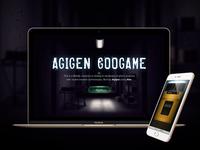 Agigen Goo Game Teaser