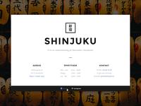 Shinjuku Sushi