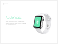 Exploring the Apple Watch 