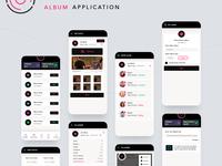Album Application