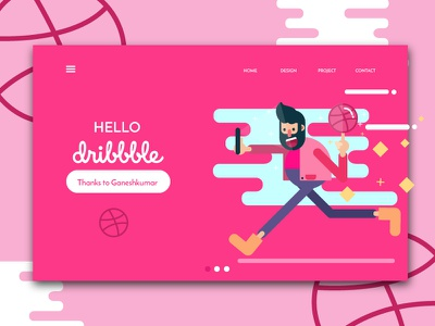Hello dribbble! dribbbleinvite dribbblers hello dribbbleshots dribbbleshot firstshot dribbble hellodribbble