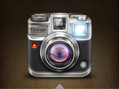 Vintagecamera icon