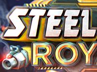 Steel Wars Royale Game Logo Redesign #2
