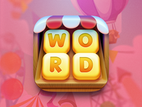 WordConnect Party Game Icon