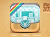 Instamatch icon by weirdeetz